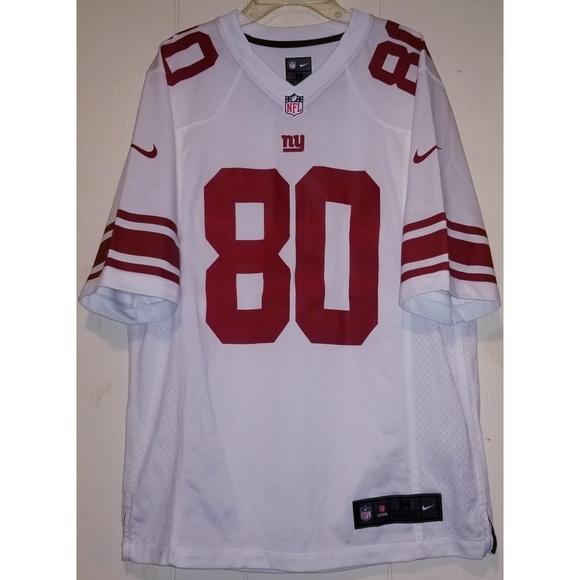 size 40 bf507 c717a NFL NY Giants Nike Jersey Men Size: Medium
